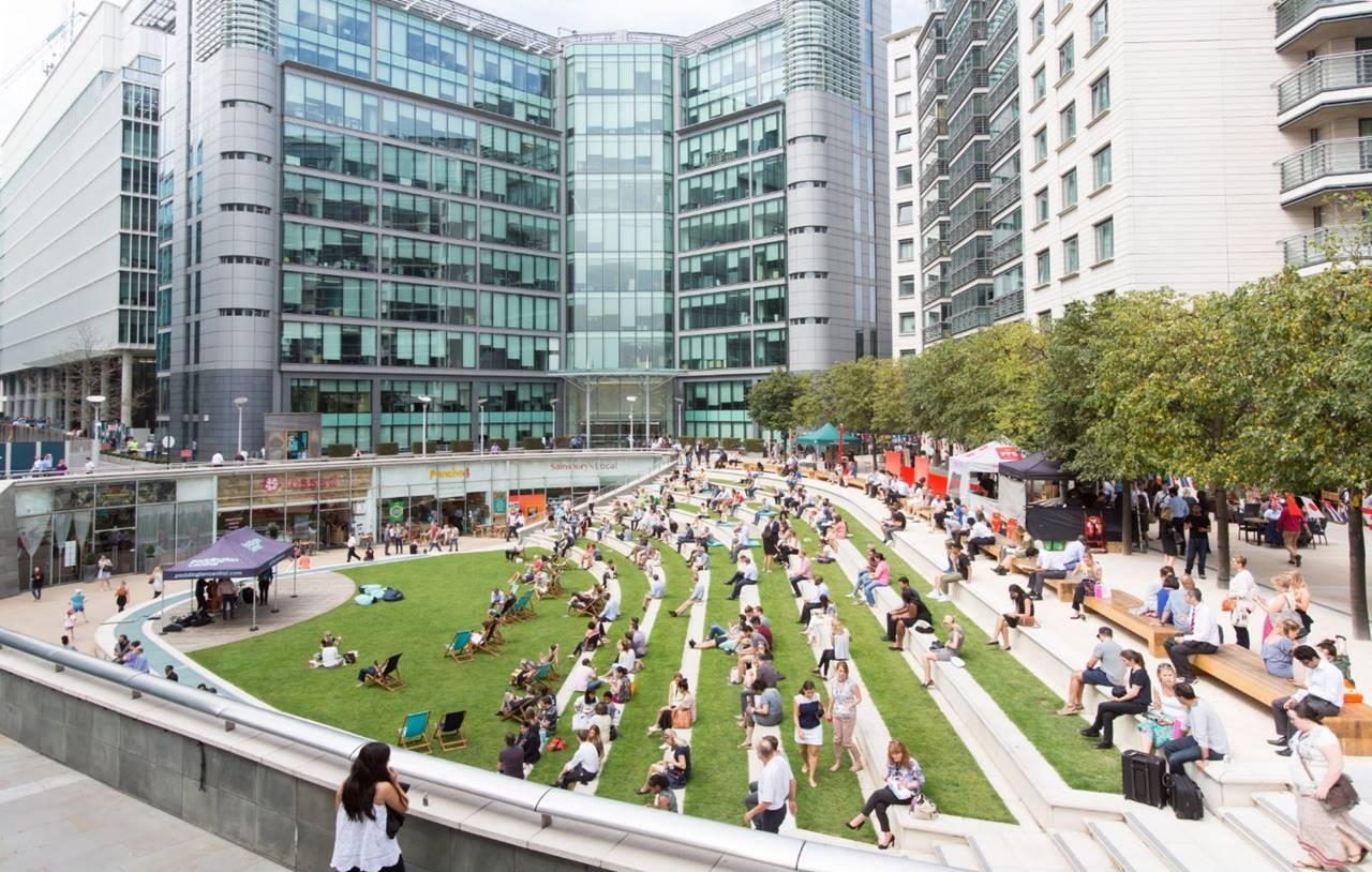 Public Places Urban Spaces(SA)